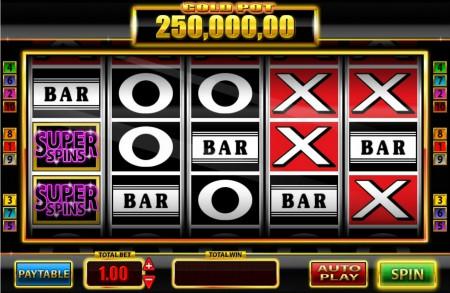 Un joueur britannique rafle le jackpot sur William Hill grâce à la machine Super Spins Bar X