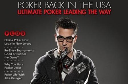 Ultimate Poker - Premier site de poker en ligne légal aux Etats-Unis, Nevada