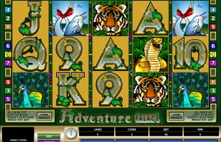 jeu Adventure Palace
