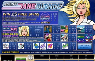 preview Agent Jane Blonde 2