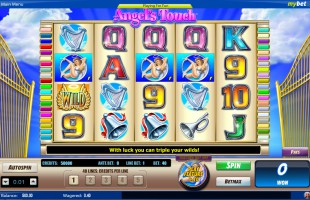 Angel's Touch free game