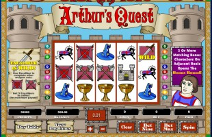 preview Arthur's Quest 1