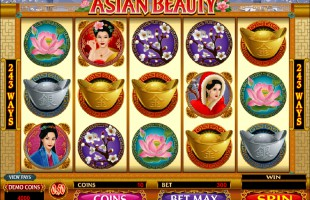 aperçu jeu Asian Beauty 1