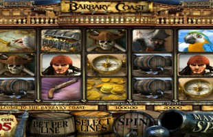 jeu Barbary Coast