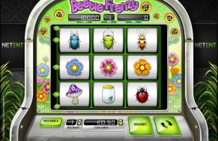 jeu Beetle Frenzy