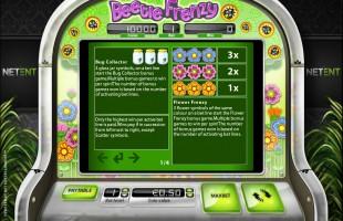 aperçu jeu Beetle Frenzy 2