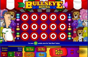 jeu Bulls Eye Bucks