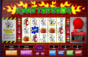 Cash Inferno free game