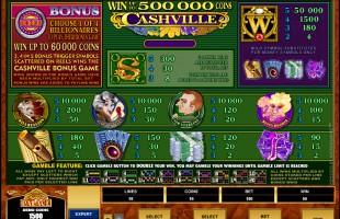 aperçu jeu CashVille 2