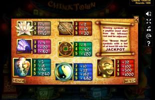 aperçu jeu Chinatown 2
