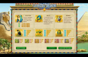 preview Cleopatra Treasure 2