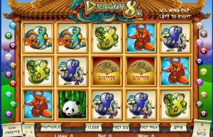 jeu Dragon 8s