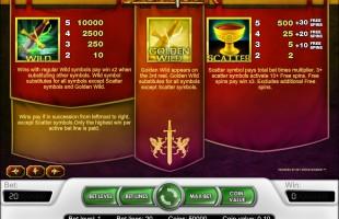 aperçu jeu Excalibur 2
