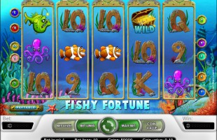 jeu Fishy Fortune