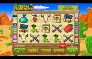 aperçu jeu Freaky Bandits 1