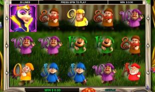 jeu 7 Lucky Dwarfs