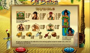 aperçu jeu Ali Baba 2