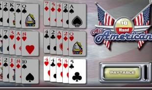 aperçu jeu All American 2