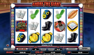 Machine à sous Andre The Giant gratuit dans NextGen Gaming casino