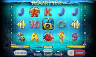 aperçu jeu Aquarium 1