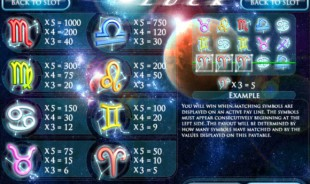 aperçu jeu Astra Luck 2