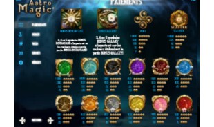 aperçu jeu Astro Magic 2