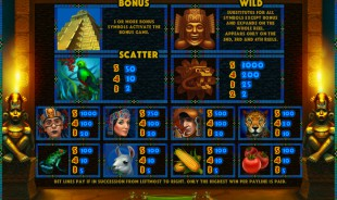 Aztec Empire™ Slot Machine Game to Play Free in Playsons Online Casinos