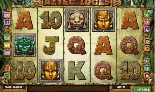 jeu Aztec Idols
