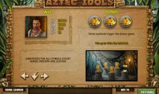 aperçu jeu Aztec Idols 2