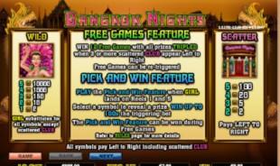 aperçu jeu Bangkok Nights 2