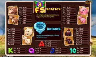 aperçu jeu Barnyard Twister 2
