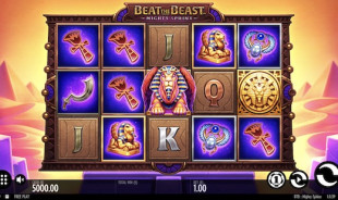 jeu Beat the Beast : Mighty Sphinx