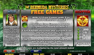 aperçu jeu The Bermuda Mysteries 2