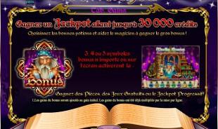 aperçu jeu Bewitched 2