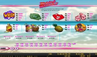 aperçu jeu Bikini Beach 2