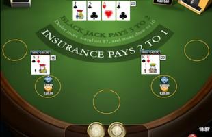 aperçu jeu Blackjack Classic 1