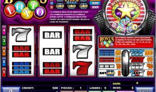 aperçu jeu Bonus Lotto 1
