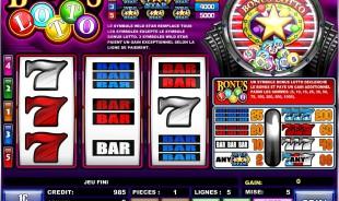 aperçu jeu Bonus Lotto 2