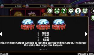 aperçu jeu Boom Shakalaka 2
