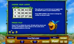 aperçu jeu Bugs Party 2