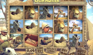 aperçu jeu Cash Hunter 2