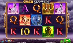 jeu Cash Stampede