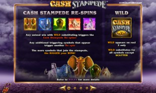 preview Cash Stampede 2