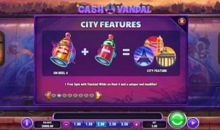 aperçu jeu Cash Vandal 2