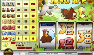 jeu Chicken Little