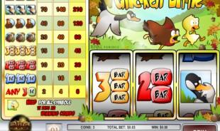 aperçu jeu Chicken Little 2