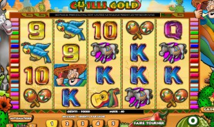 jeu Chilli Gold