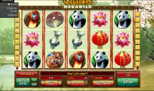 jeu China Mega Wild