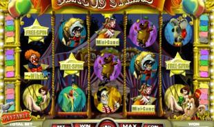 aperçu jeu Circus Stars 1