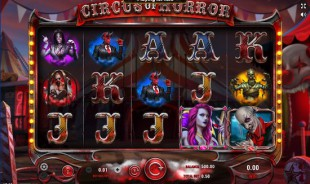 jeu Circus of Horror